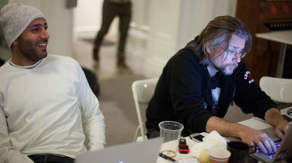Stockholm loves coworking   ©Erik Starck/Flickr
