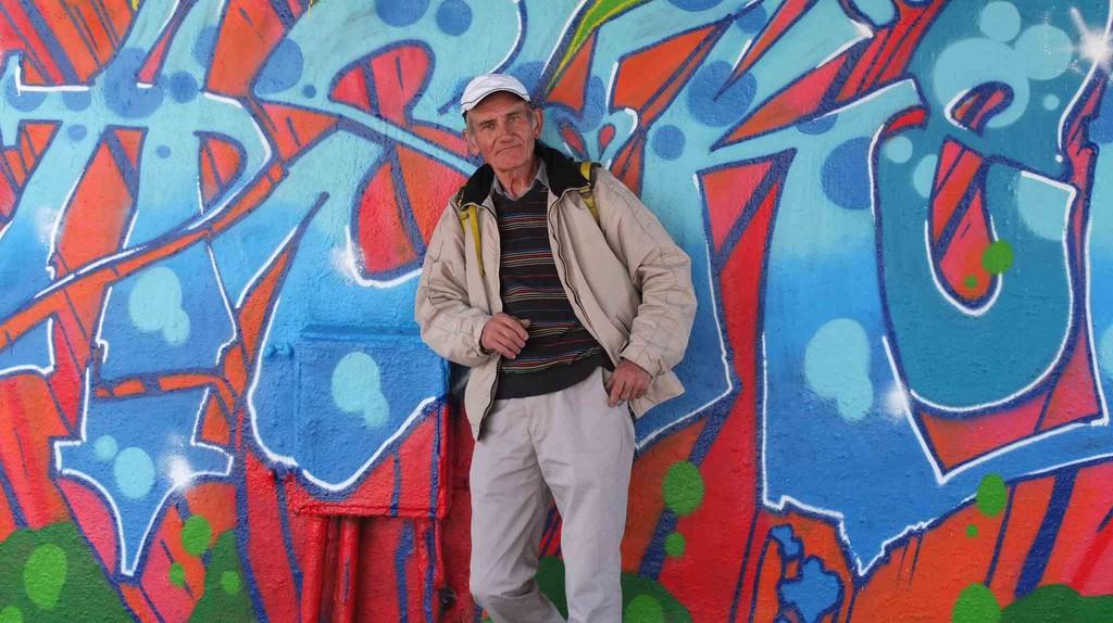 Homeless tour guide Vaclav / ©Pragulic