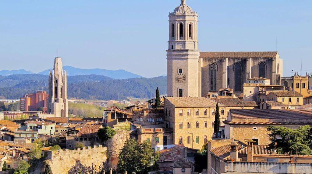 Girona is the gateway to the Costa Brava