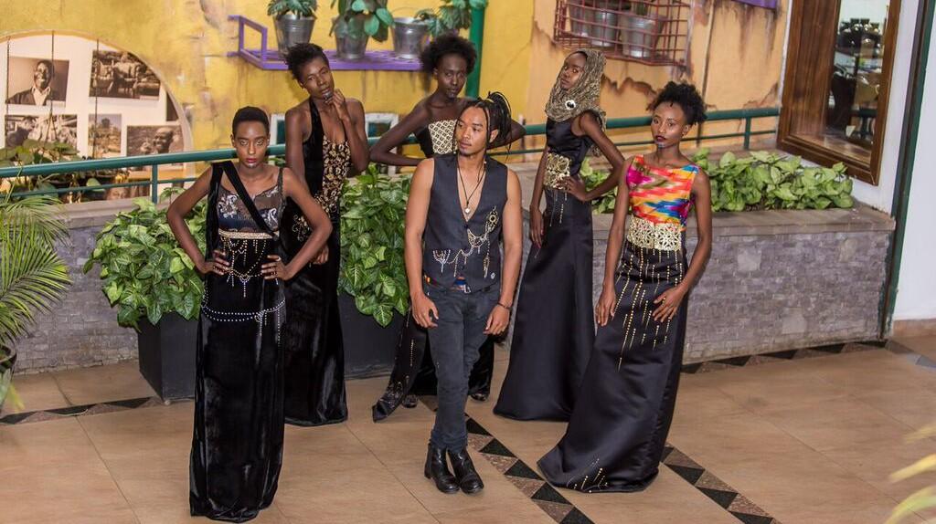 Vaishali Creations designs at the Kenya Fashion Awards   © RadekArtPhoto