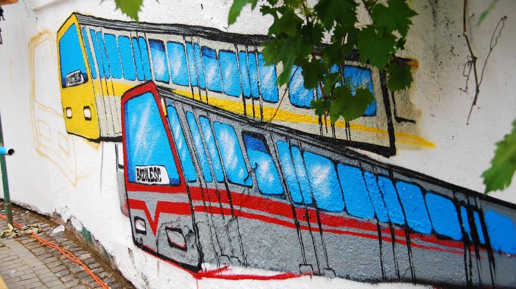 Bucharest Mural   © Ovidiu Cosarca /Flickr