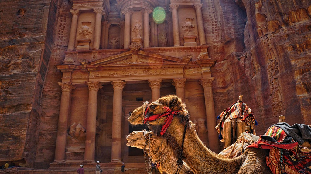 The Treasury | Petra, Jordan