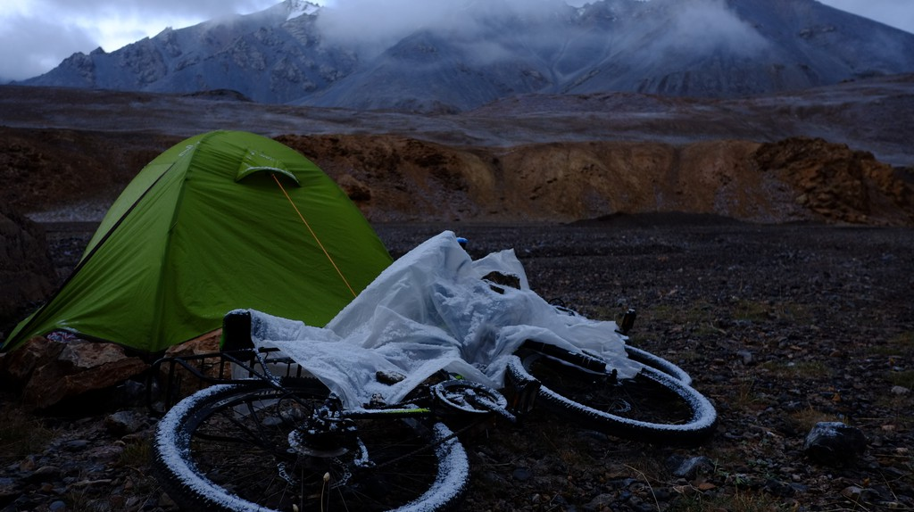 Cycling on the Roof of the World: The Pamir Highway
