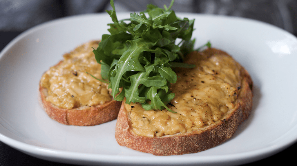 Welsh rarebit|©Tristan Kenney/Flickr