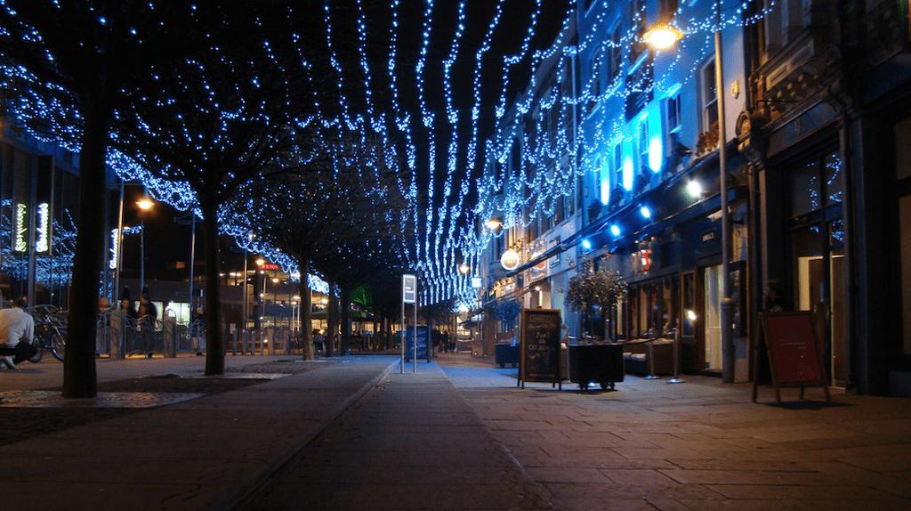 Mill Lane, Cardiff|©Jon Candy/Flickr