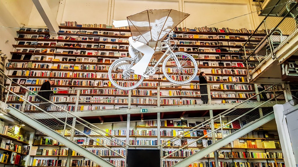 Livraria Ler Devagar, Lisbon, Portugal