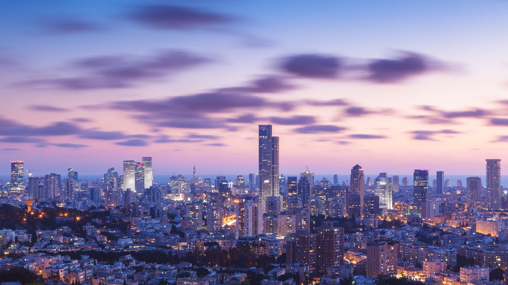 Tel Aviv and Ramat Gan are major parts of Silicon Wadi. | Dmitry Pistrov, Shuterstock