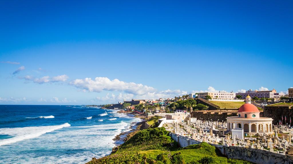 Old San Juan Cemetery Puerto Rico | © Tinapat Kotumrongsak/Shutterstock