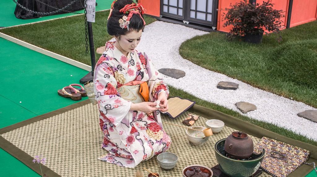 Japanese Tea Ceremony| © Shadowgate  Flickr