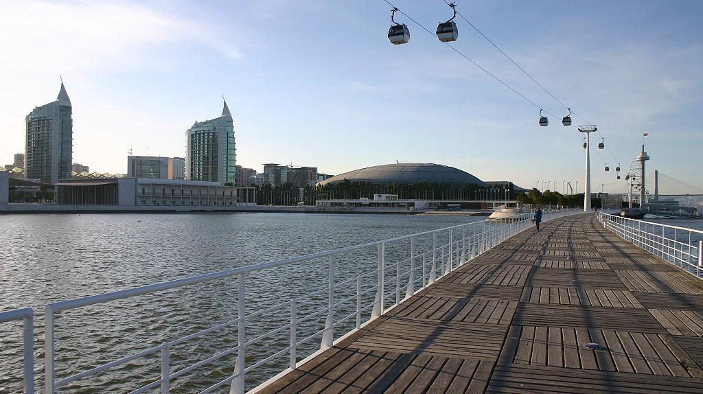 Parque das Nações   © Barao78 from pt / Wikimedia Commons