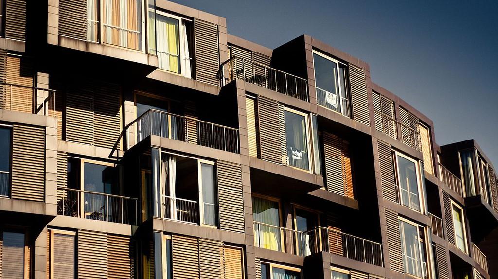 Tietgen Student Housing |© Peter Alfred Hess / Wikimedia Commons