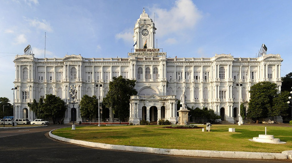 The Ripon Building, Chennai |  © Planemad / WikiCommons