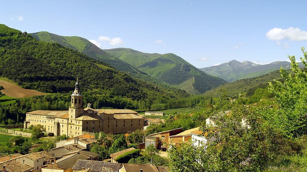 Valle de San Millán, Basque Country, Spain | © Cenobio / Wikimedia Commons