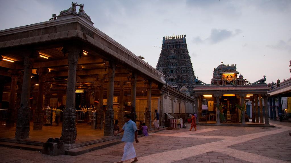 Kapaleeswarar Temple, Mylapore   © Vinoth Chandar/Flickr