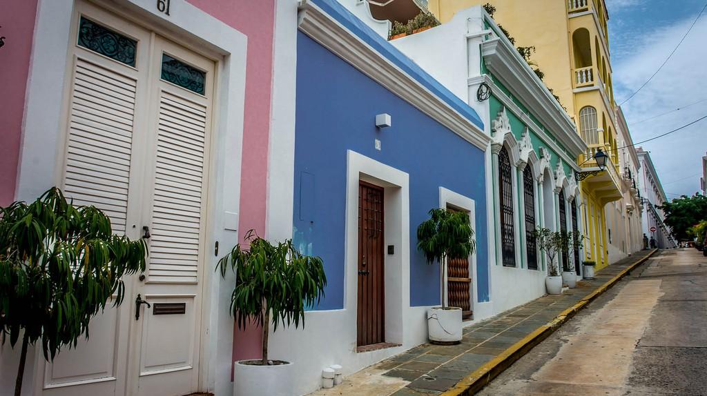 San Juan, Puerto Rico – a town of mystery | © Ron Kroetz/Flickr
