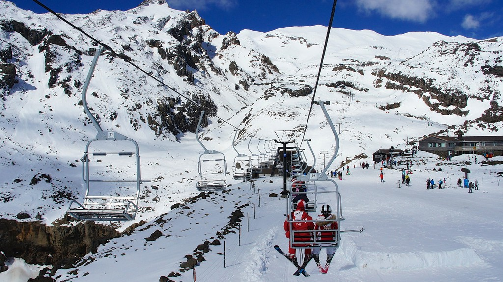 Whakapapa Ski Resort, Tongariro | © ItravelNZ/Flickr