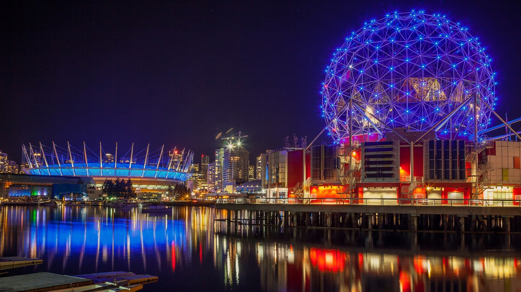 False Creek Views in Vancouver | © Michael Nugent / Flickr
