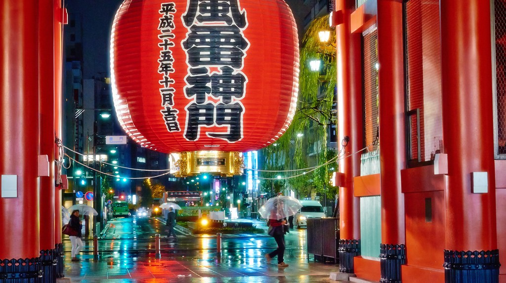 Asakusa, Tokyo   © Moyan Brenn/Flickr