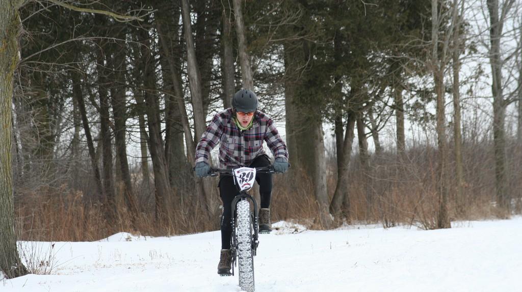 Ontario's fat bike terrain   © Cole Robertson / Flickr