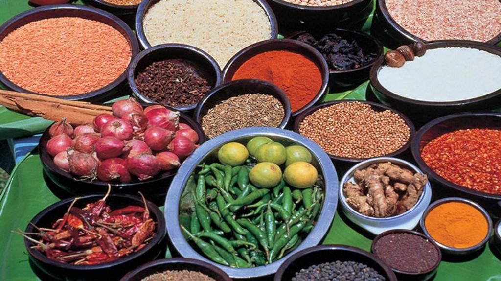 Spice and herbs in Sri Lanka   © Amila Tennakoon / Flickr