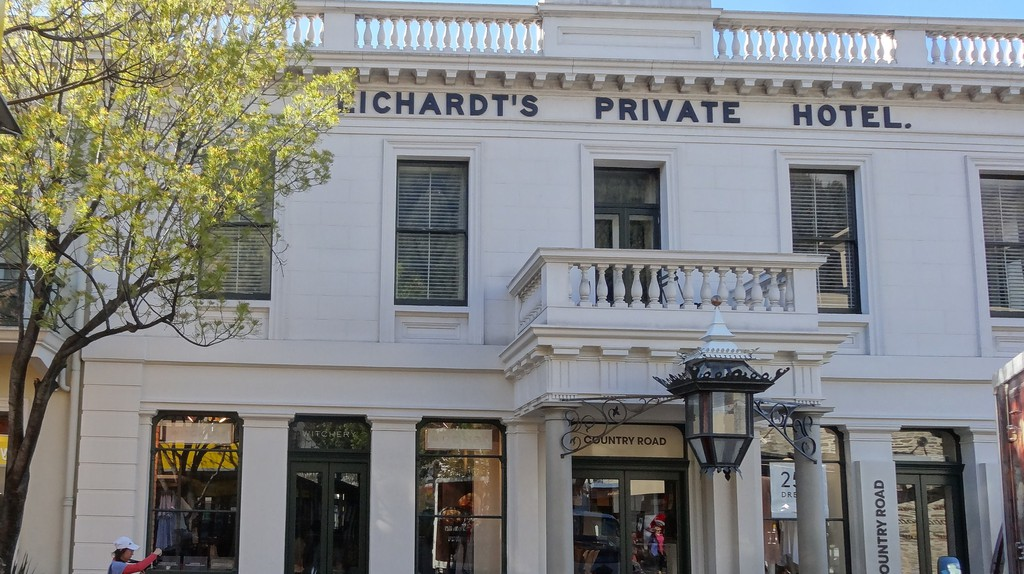 Eichardt's Private Hotel, Queenstown