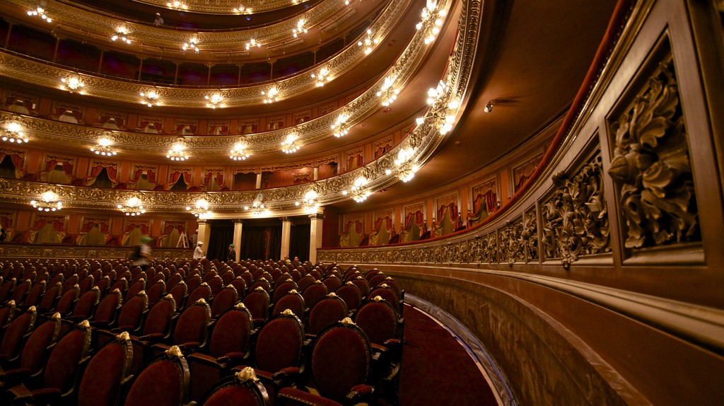 Teatro Colon © Roger Schultz/Flickr