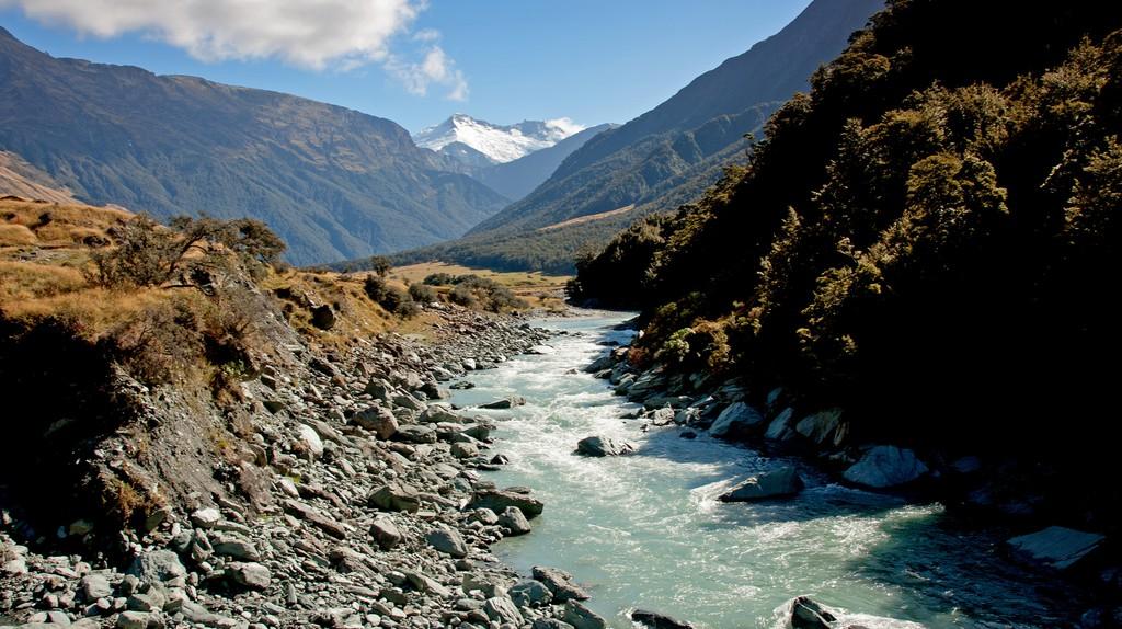Mount Aspiring National Park | © Andrea Schaffer/Flickr