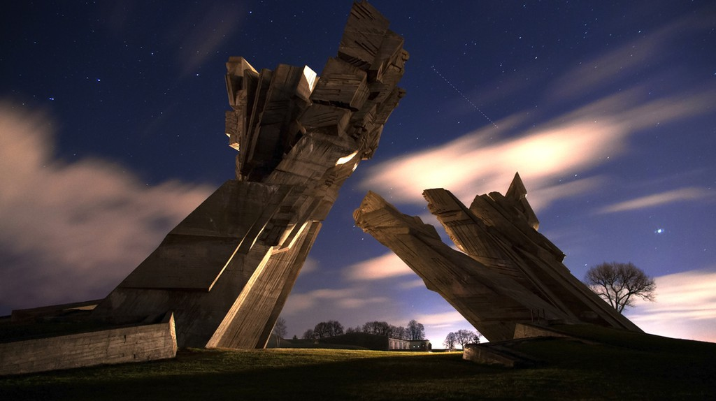 Monument at the 9th Fort   © Andrius_Saz/Shutterstock