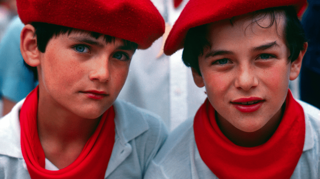 Basque boys | ©Blaine Harrington / Wikimedia Commons