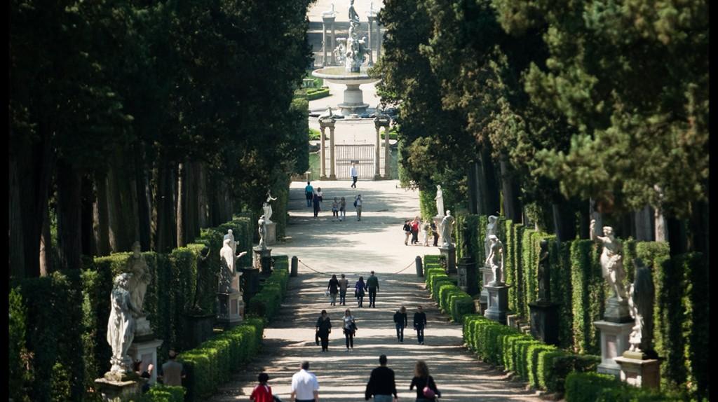 Boboli Garden Walk | © Brett Weinstein / Flickr