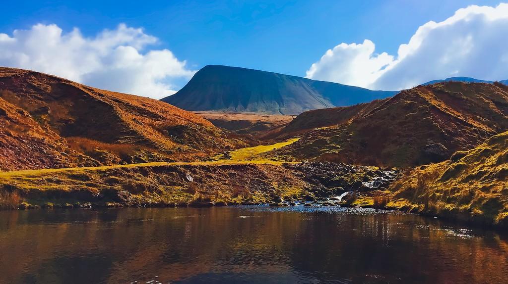 Brecon Beacons, Wales   Pixabay