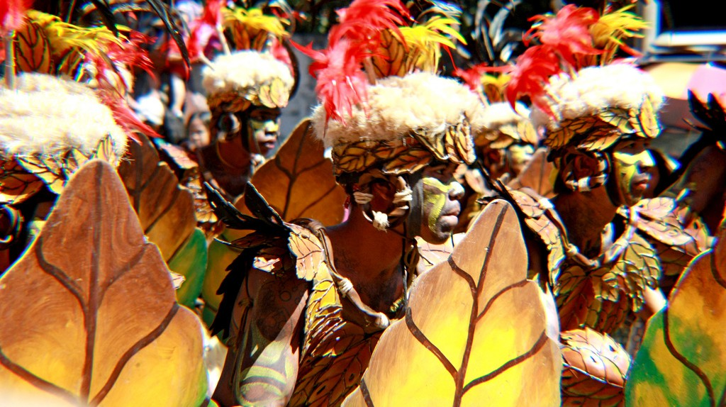 Dinagyang in Iloilo | © DHY27 / Flickr