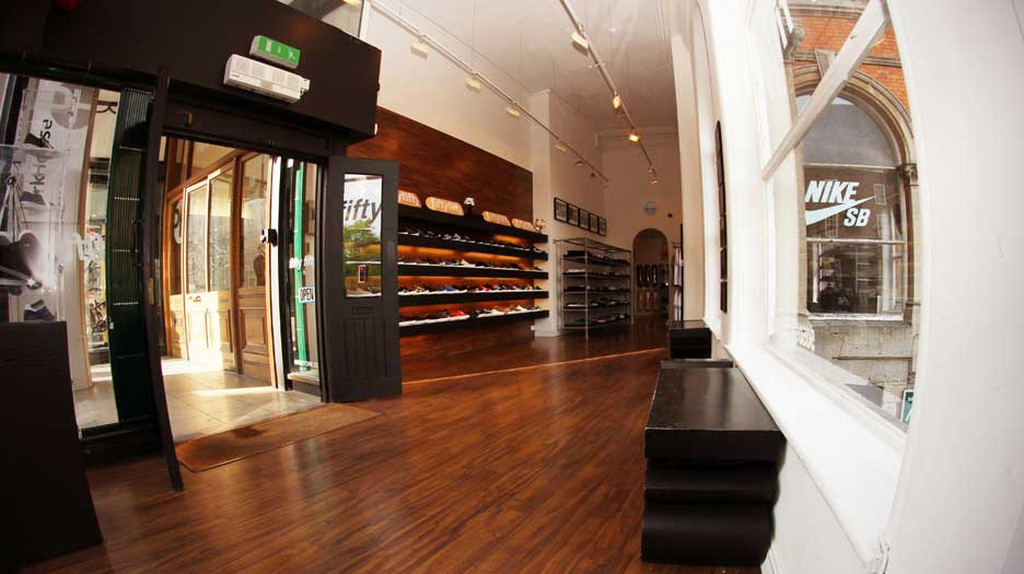 Fifty Fifty Store Bristol | © Courtesy of Fifty Fifty Store