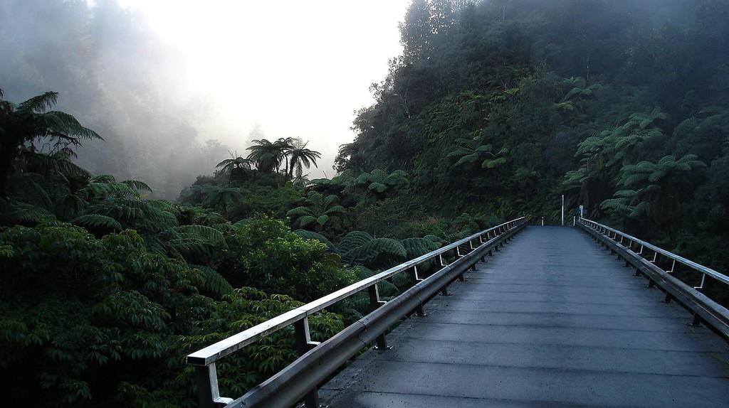 Forgotten World Highway | © Pavel Špindler/ Wikimedia Commons