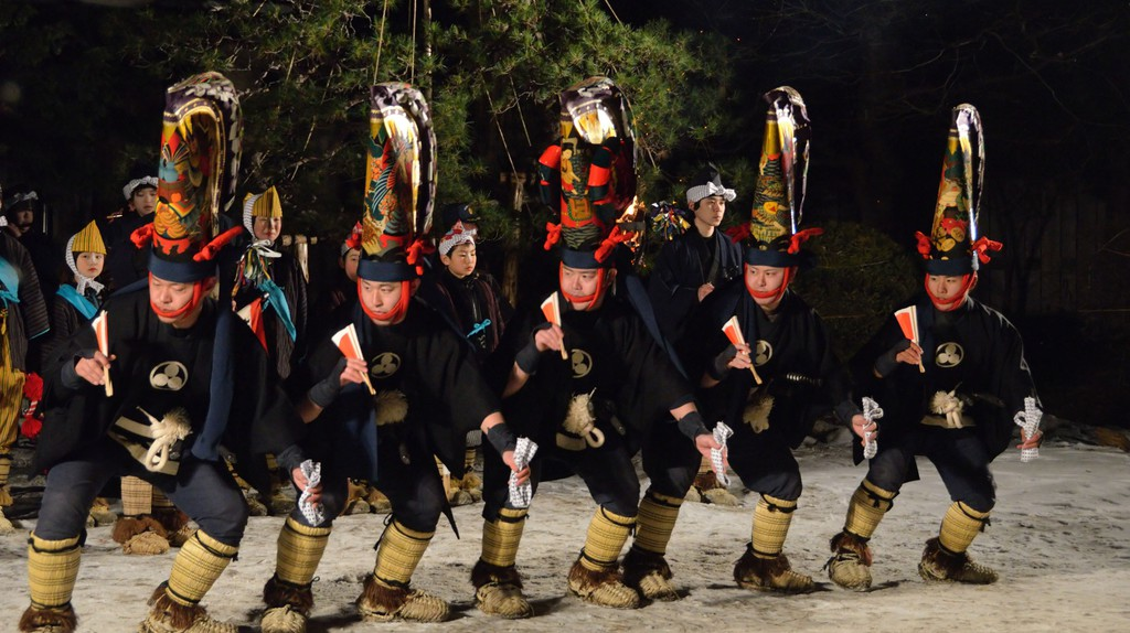 Hachinohe Enburi Festival in Aomori Prefecture| © Hachinohe Tourist Information Website