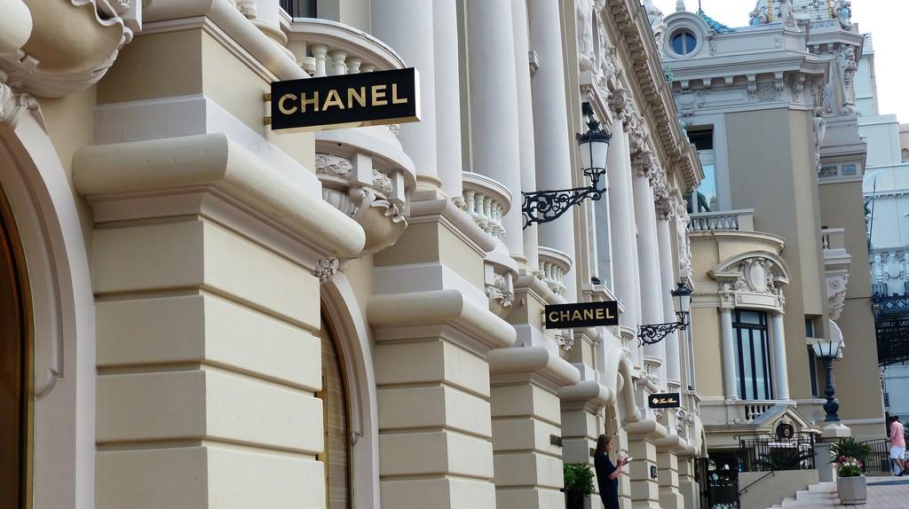 Monaco shopping