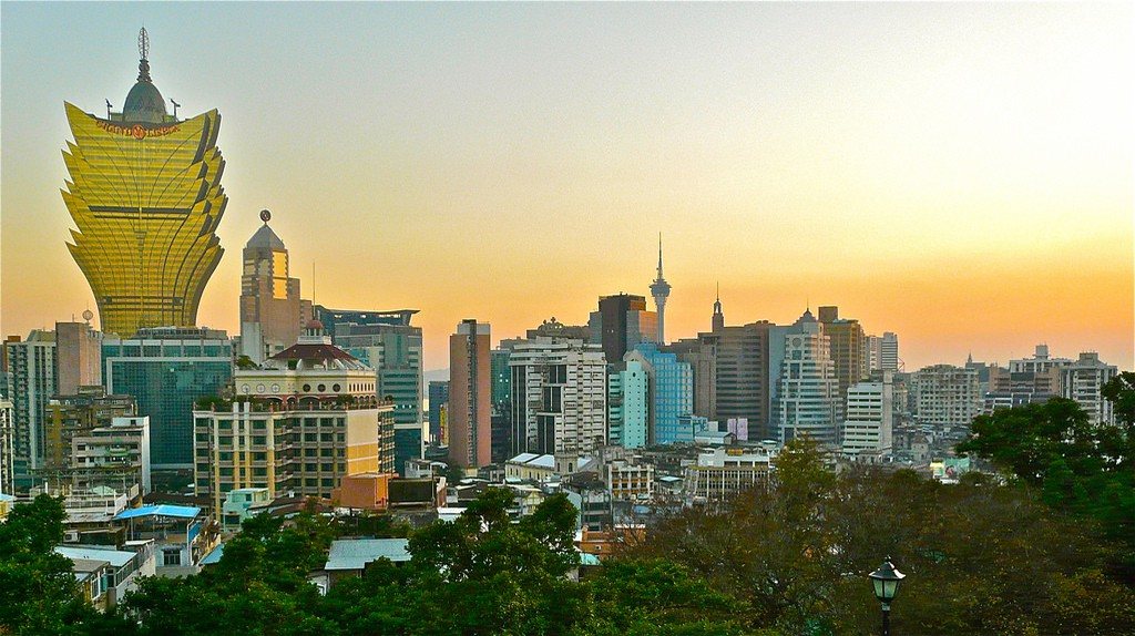 Macau Skyline | © sanfanmedia.com / Flickr