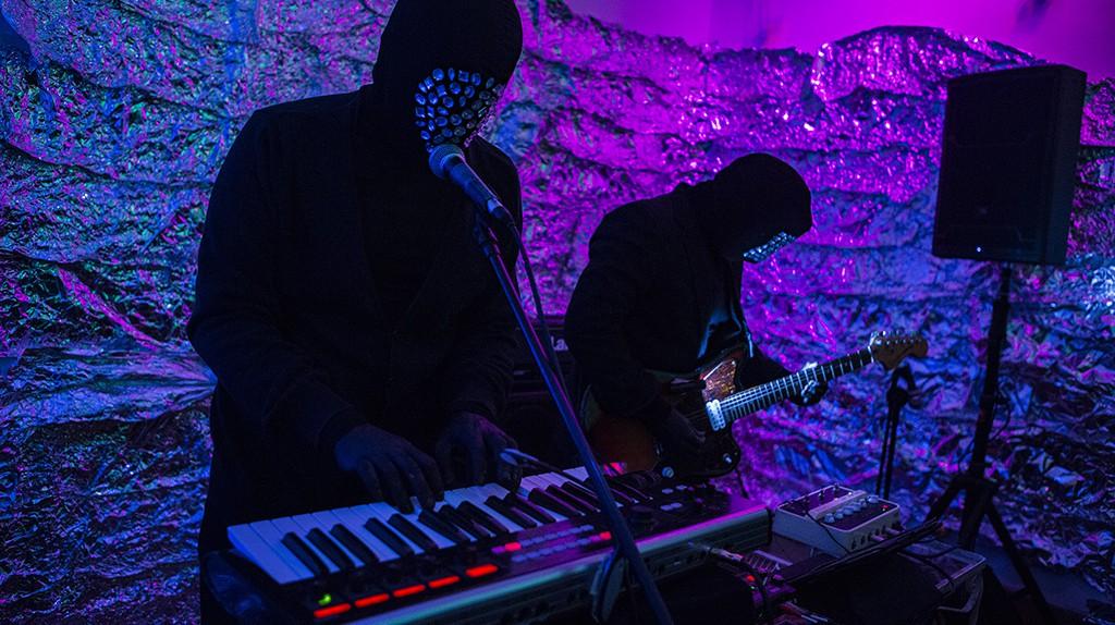 Laikamori performing live at Paraíso Vacío indie music festival in 2016 | © Manuel Orbegozo