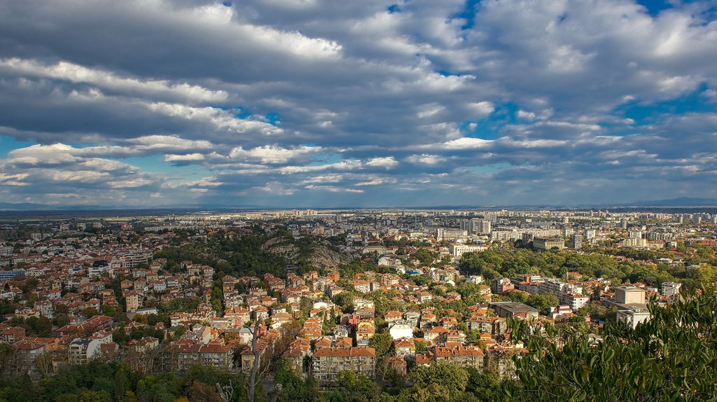 View of Plovdiv | © Pixabay