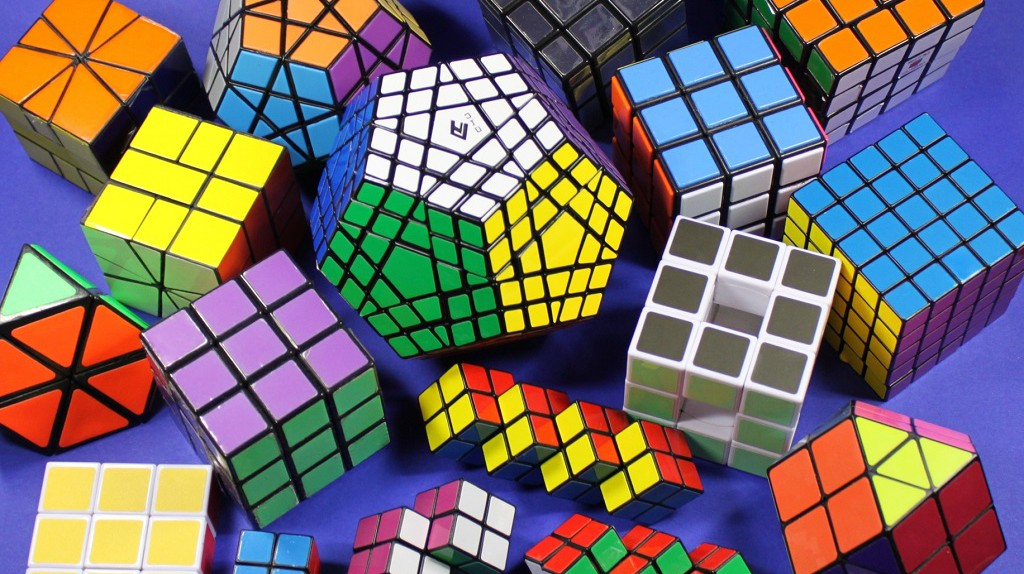 "<a href=""https://www.flickr.com/photos/scarygami/4214513596/sizes/l"">Rubik's Cube Collection 