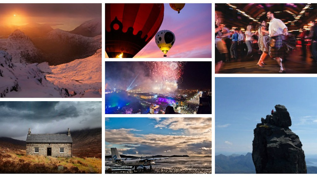 10 Epic Experiences You Can Only Have in Scotland