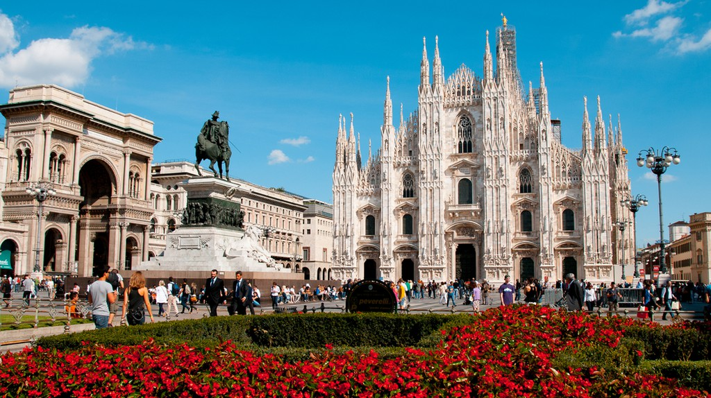 Milan Cathedral | ©  colores / Shutterstock