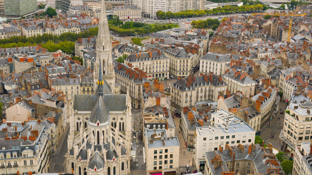 Nantes| ©SergiyN/Shutterstock