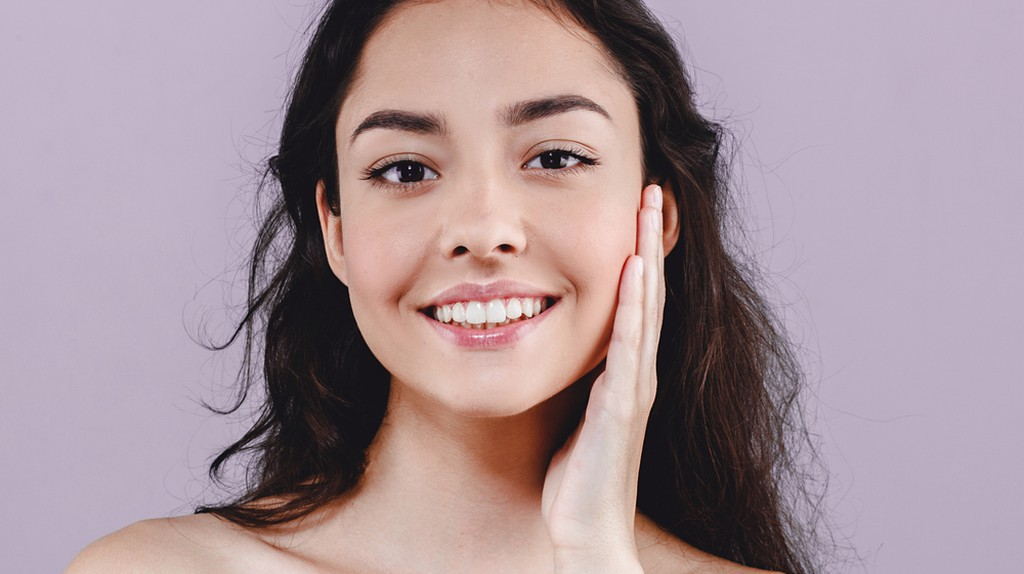 Beautiful, glowing skin | Shutterstock