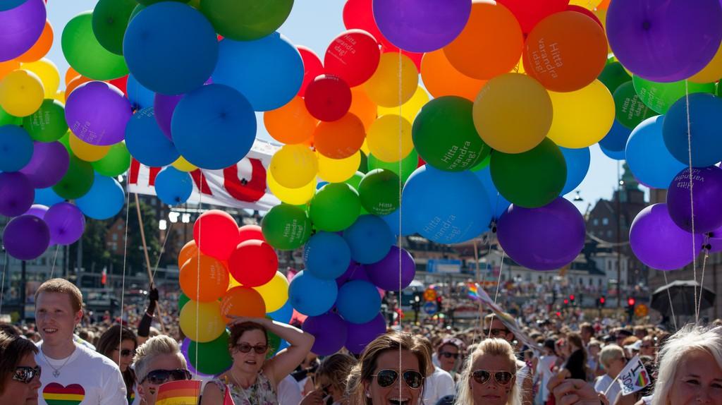 Stockholm Pride Parade   ©Pelle Sten / Flickr