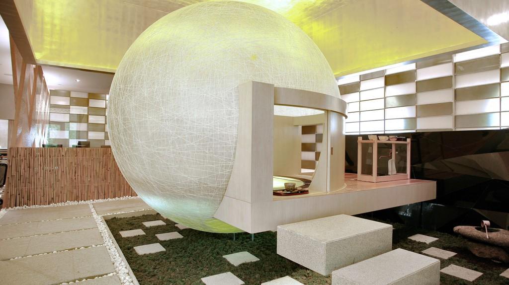 Tea ceremony room at Yamazato Macau | courtesy of Yamazato Macau