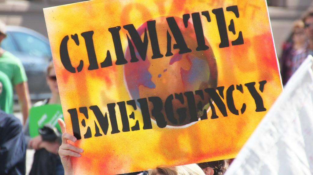 Climate change protest   © Takver/Flickr