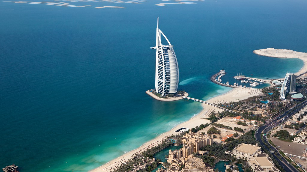 Dubai | © Sam Valadi/Flickr