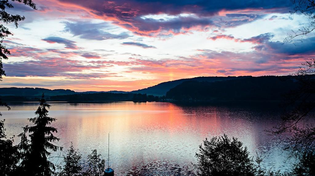 Simssee Lake © Matthias-Foto.de / Flickr