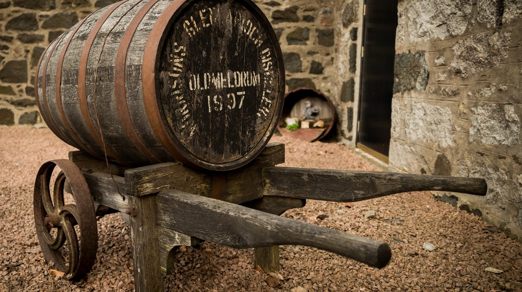 Glen Garioch Distillery | © Alasdair/Flickr
